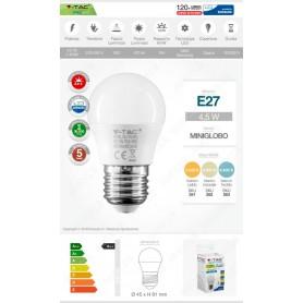 VT-2835 LED Strip SMD2835 - 240 LEDs High Lumen 3000K IP20 1mt