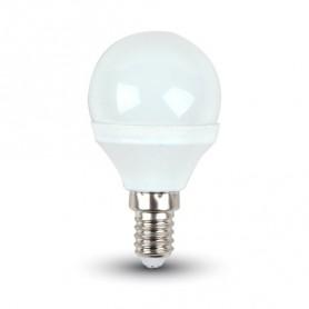 V-TAC VT-1819 LED BULB - 4W E14 P45 6400K - SKU 4124