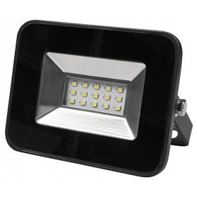 V-TAC VT-4611 10W LED FLOODLIGHT I-Series Black Body 4500K