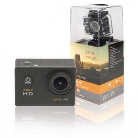 VIDEOCAMERA HD AZIONE 720p Nero
