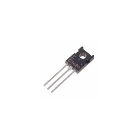 2SC3420 - si-n 50v 5a 10w 100mhz