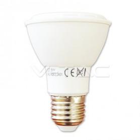 VT-1208 LED BULB - 8W PAR20 E27 4500K
