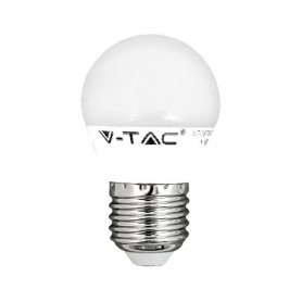 VT-1830 LAMPADINA LED E27 4W MINIGLOBO G45 6400K - SKU 4207
