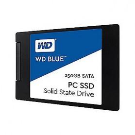 WD BLUE™ 250GB 2,5 SATA-3 SSD-FESTPLATTE