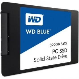 WD BLUE™ 500GB 2,5-SATA-3 SSD-FESTPLATTE