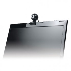 WEBCAM USB CON GANCIO