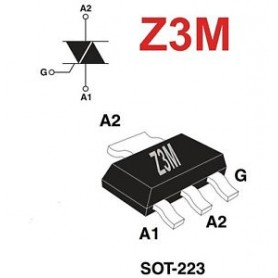 Z3M - TRIAC