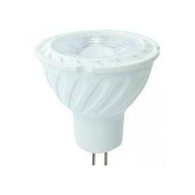 FARETTO LED GU5.3 (MR16) 12V 6,5W PLASTIC LUCE CALDA