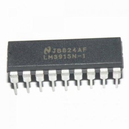 LM 3915N - Circuito Integrato 3DB-STEP BARGRAPH DRIV.18