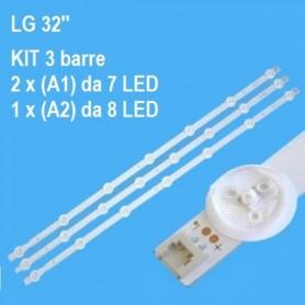 BARRE-STRISCE LED LG