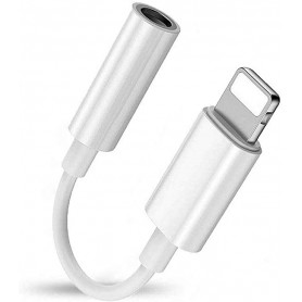 LIGHTNING --- JACK 3,5MM-ADAPTER ORIGINALE