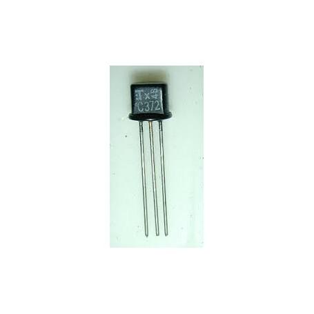 2SC372 - si-n 35v 0.1a 0.2w 200mhz