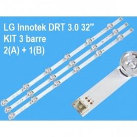 BARRE-STRISCE LED LG - AGF78399901 - 2(A) + 1(B)