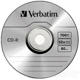 CD VERBATIM 700 MB