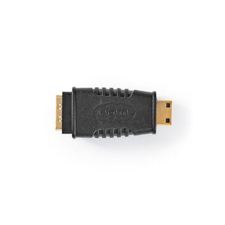 ADATTATORE MINI CONNETTORE HDMI - HDMI FEMMINA