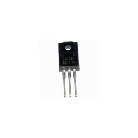 2SC3795 - npn-transistor 800-500v 5a 40w