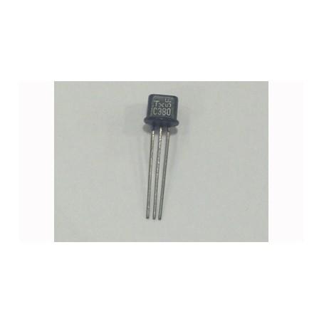 2SC380 - transistor