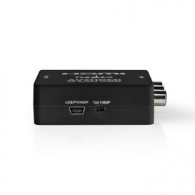 CONVERTITORE VIDEO-HDMI™  1 VIA - 3 RCA (RWY) - USCITA HDMI™
