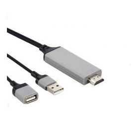 CAVO ADATTATORE HDMI A SMARTPHONE