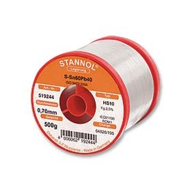 STAGNO Sn60-Pb40 500 g 1.00 mm