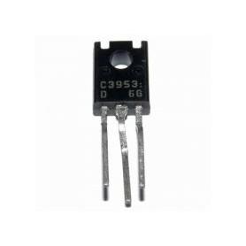 2SC3953 - si-n 120v 0.2a 8w 400mhz
