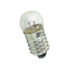 24V-0,1A-3,0W E10-LAMPADINA MINIATURA SFERICA