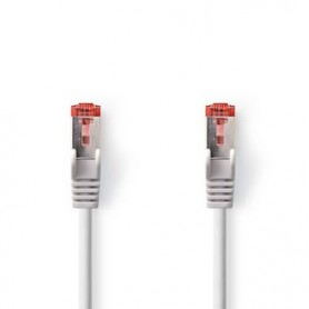 Cavo di rete Cat 6 S/FTP  RJ45 maschio - RJ45 maschio  7,5 m