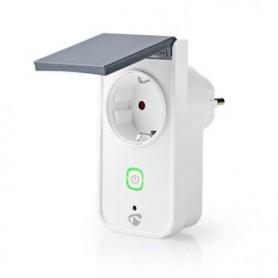 PRESA Wi-Fi SMART PER ESTERNI IMPERMEABILE IP44