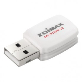 WIRELESS ADATTATORE USB N300 2.4 GHz BIANCA