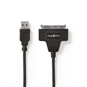 ADATTATORE DISCO RIGIDO USB 3.0 - SATA - PER DISCHI RIGIDI DA 2,5