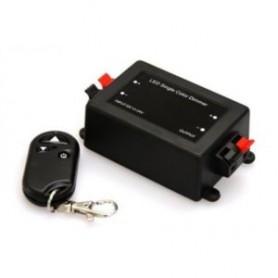 CONTROLLER PER STRIP LED DIMMERABILE CON TELECOMANDO 3 TASTI (Max 96W)