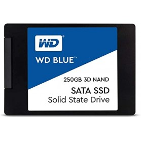 SSD-SOLID STATE DISK 2.5 250GB SATA3 WD BLUE WDS250G2B0A