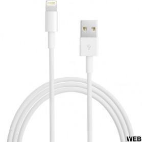 CAVO PER SINCRONIZZAZZIONE E RICARICA  USB LIHGNING 1.5m