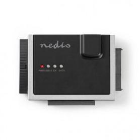 ADATTATORE PER DISCO RIGIDO USB3.0 - 2.5 - 3.5  - IDE + SATA