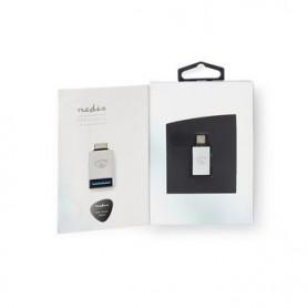 ADATTATORE  USB 3.1  USB Type-C ™ maschio  USB-A femmina 5 Gbps
