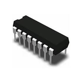 CD4555 - dual 1 of 4 decoder (high