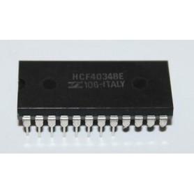 HCF 4034BE - CMOS 24 Pin