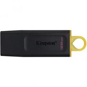 FLASH DRIVE USB3.0 128GB KINGSTON DTX/128GB EXODIA NERO
