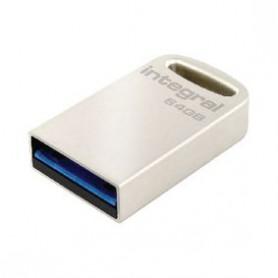 UNITA\' FLASH USB 3.0 64 GB ALLUNINIO