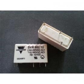 12VDC 8A-250VAC RELE\'