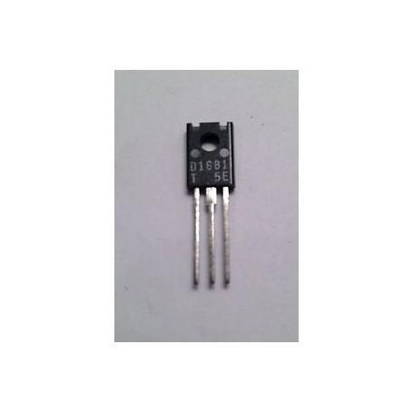 2SD1681 - transistor