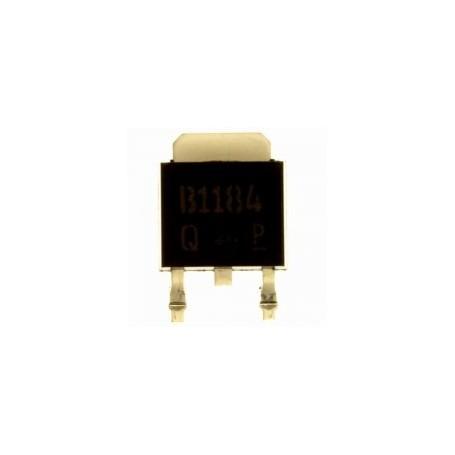 2SD1802 - si-npn 60v 3a 15w 150mc - smd