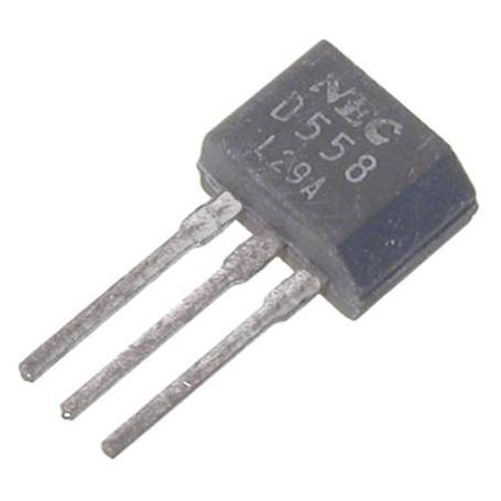 2SD558 - transistor