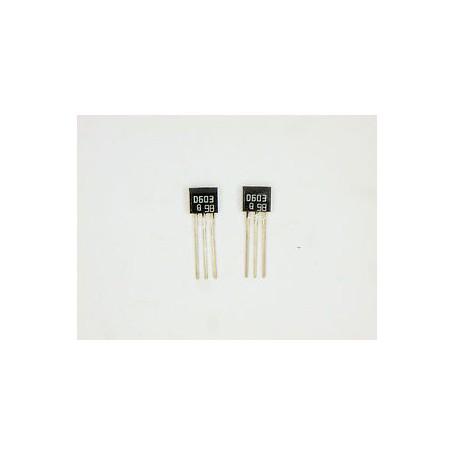 2SD603 - transistor