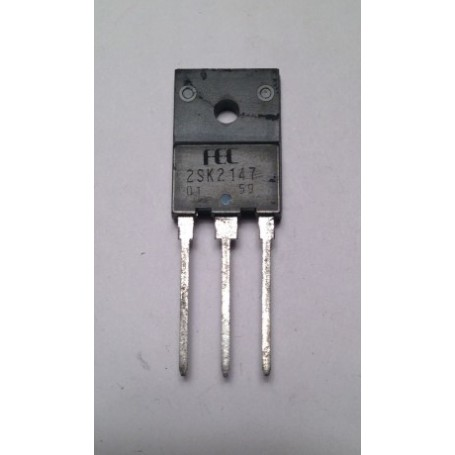 2SK2147 - n-channel fet - v-mos - 900v - 6a - 80w