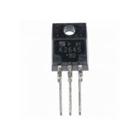 2SK34 - N-channel field effect transistor 30v, Idss-0,3ma, up-6v