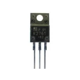 2SK2761 - n-channel fet - v-mos - 600v - 10a - 50w
