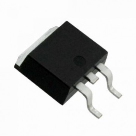 2SK4075 - mos-n-fet smd to252