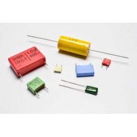 3,3 UF 250 V Condensatore Impulsivo Tondo