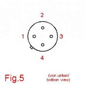 3N81 - P- + N- gate thyristor 65V 0,2A